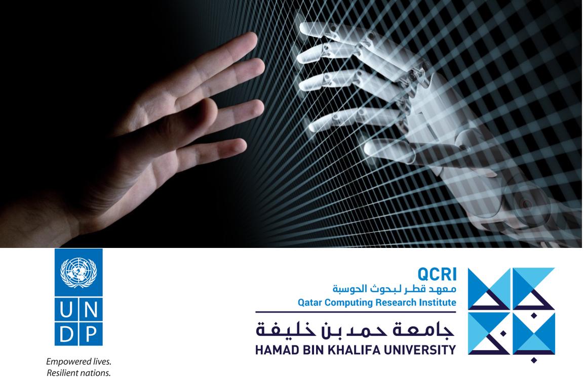 Artificial Intelligence for social good workshop