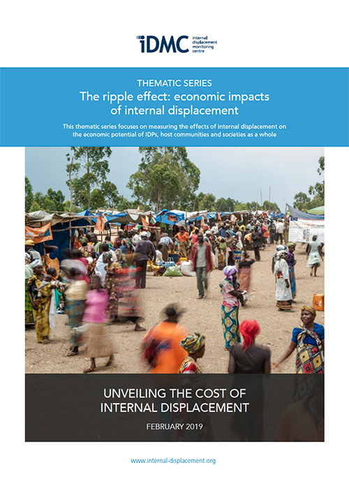 Unveiling the cost of internal displacement