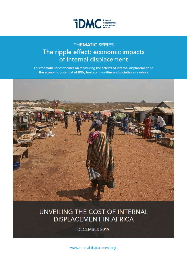 Unveiling the cost of internal displacement in Africa