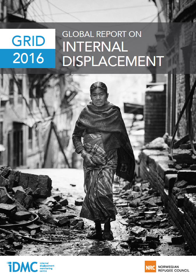 2016 Global Report on Internal Displacement (GRID 2016)
