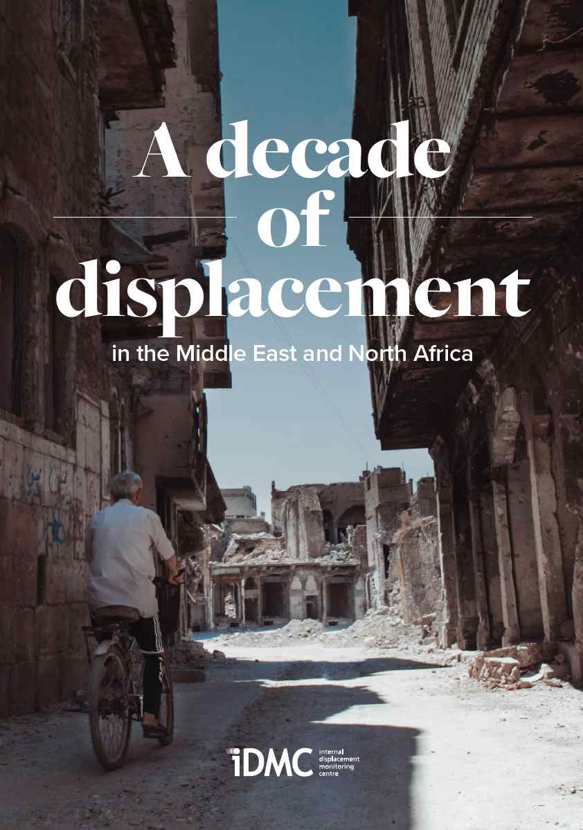 A decade of displacement in the Middle East and North Africa